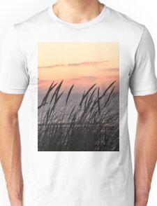 Dune Grass At Sunset Unisex T-Shirt