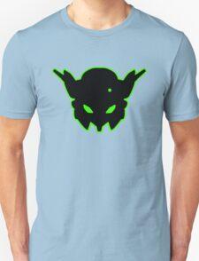 Insignia #2 Green Unisex T-Shirt