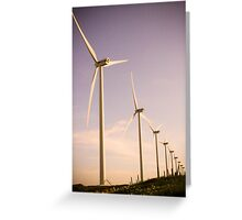 Windmaker Greeting Card