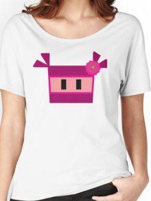 Pink Ninja Women's Relaxed Fit T-Shirt
