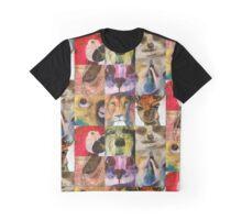 Animal fayre Graphic T-Shirt
