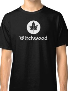 Witchwood Leaf (White) Classic T-Shirt