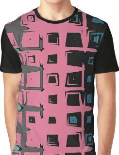 Ensquared Graphic T-Shirt