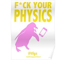 Nagisa || Physics (censored) Poster