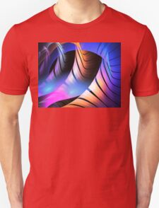 Electric Sea Rays Unisex T-Shirt