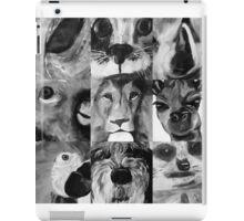 Animal Portraits iPad Case/Skin