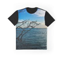 Reaching for the Clouds Graphic T-Shirt