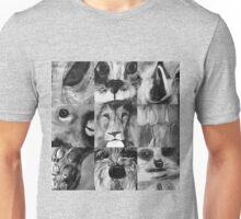 Animal Portraits #2 Unisex T-Shirt