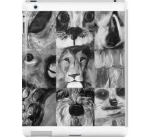 Animal Portraits #2 iPad Case/Skin