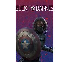 Bucky Barnes Photographic Print