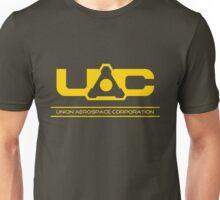 UAC - Doom Yellow Unisex T-Shirt