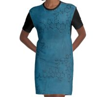 Oxytocin Graphic T-Shirt Dress