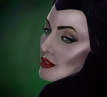 Maleficent by Julia Bland