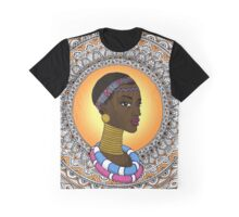 Black Girl Magic - Ndebele Graphic T-Shirt