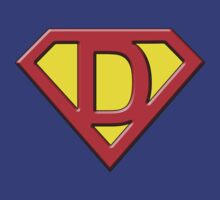 SUPERMAN D by icedtees