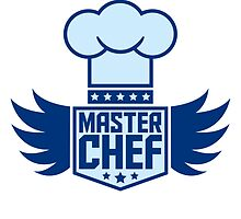 Master Star Chef Logo Design by Style-O-Mat
