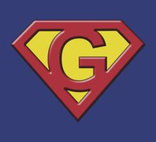 SUPERMAN G by icedtees