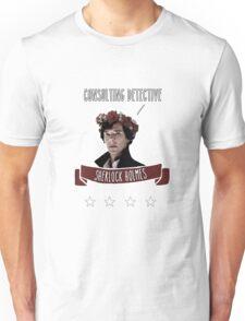 Consulting detective Sherlock Holmes Unisex T-Shirt