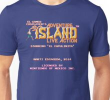 Adventure Island - Live Action Unisex T-Shirt