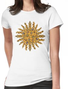 Golden Crown Thing with Jewels T-Shirt