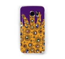 Golden Crown Thing with Jewels Samsung Galaxy Case/Skin