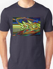 Neon Wind Unisex T-Shirt