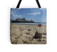 Bournemouth Pier Tote Bag