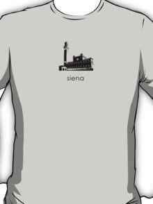 Siena - Minimalist T-Shirt (light colors only) T-Shirt