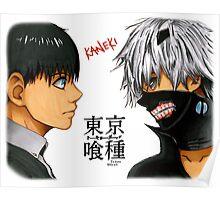 Ken Kaneki Poster
