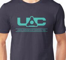 UAC - Doom Turquoise Unisex T-Shirt