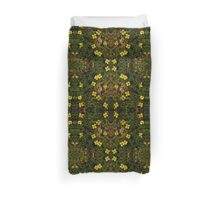 Tormentil in Shalwy Valley Duvet Cover