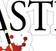 Castle Black Sticker