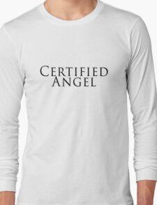 Certified Angel Long Sleeve T-Shirt