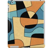 Abstract Number 38 iPad Case/Skin