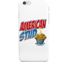 American Stud Muffin iPhone Case/Skin