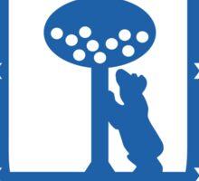 Logo of the city of Madrid  Sticker