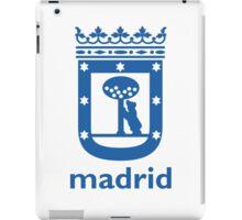 Logo of the city of Madrid  iPad Case/Skin