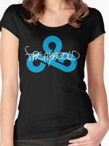 C9 fREAKAZOiD | CS:GO Pros Women's Fitted Scoop T-Shirt