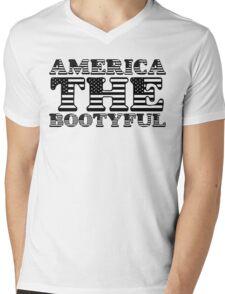 America Bootyful Mens V-Neck T-Shirt
