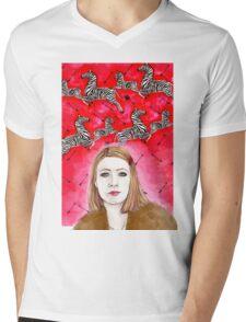 The Royal Tenenbaums - Margot Tenenbaum Mens V-Neck T-Shirt