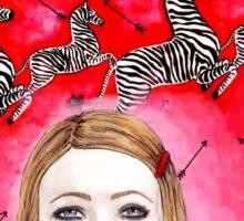 The Royal Tenenbaums - Margot Tenenbaum Sticker