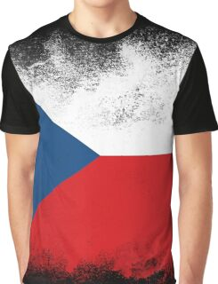 Czech Graphic T-Shirt