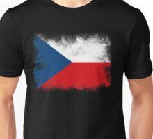Czech Unisex T-Shirt