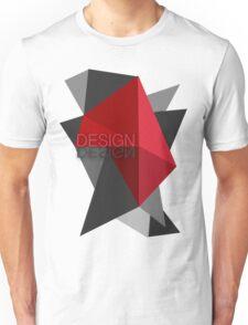 polygon design Unisex T-Shirt