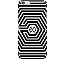 OVERDOSE - Black iPhone Case/Skin