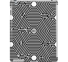 OVERDOSE - Black iPad Case/Skin