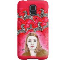 The Royal Tenenbaums - Margot Tenenbaum Samsung Galaxy Case/Skin