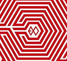 OVERDOSE - Red by kamimashita