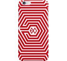 OVERDOSE - Red iPhone Case/Skin
