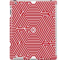 OVERDOSE - Red iPad Case/Skin